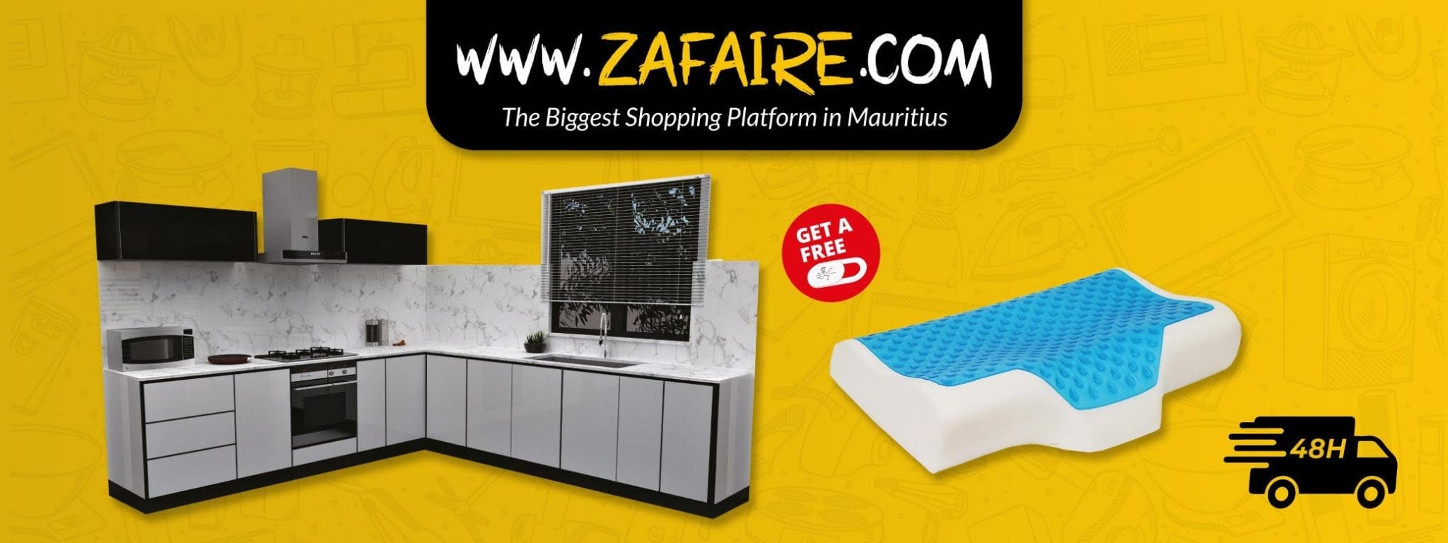 zafaire.com Kitchenzone