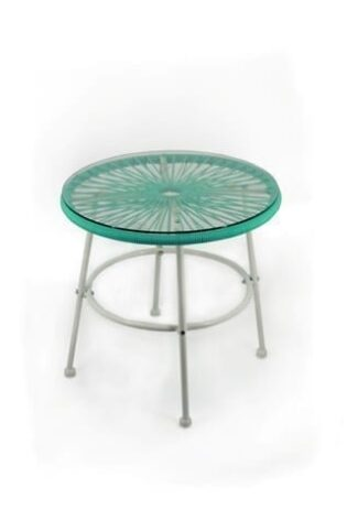 Acapulco Table Blue Turquoise