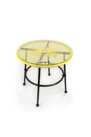 Acapulco Table Yellow