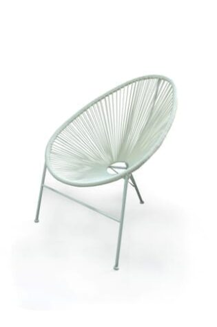 Asimex Living - Egg Chair White