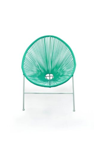 Asimex Living - Egg Chair Blue Turquoise