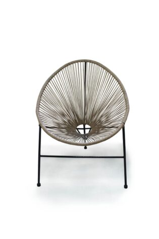 Asimex Living - Egg Chair Brown